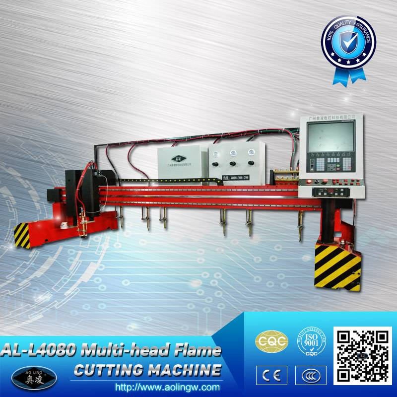 Hot Selling Gantry Multi-head CNC Flame Cutting Machine