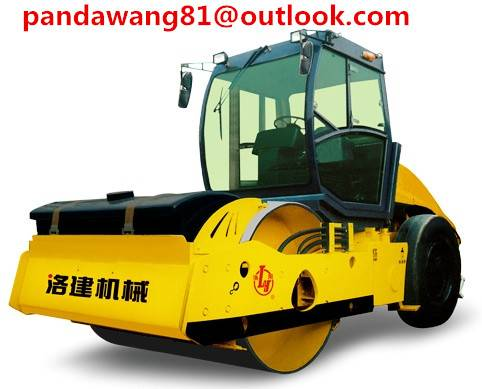 LSS208 8Tons Singe Drum Road Compactor Made In China