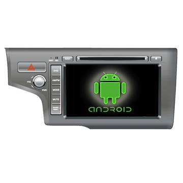 Honda FIT 2014 Special car tracking system player Android car dvd OEM manufacturer