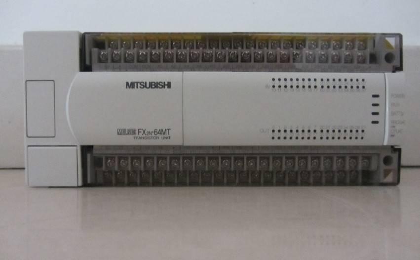 Mitsubishi MELSEC AnSH QnAS PLC