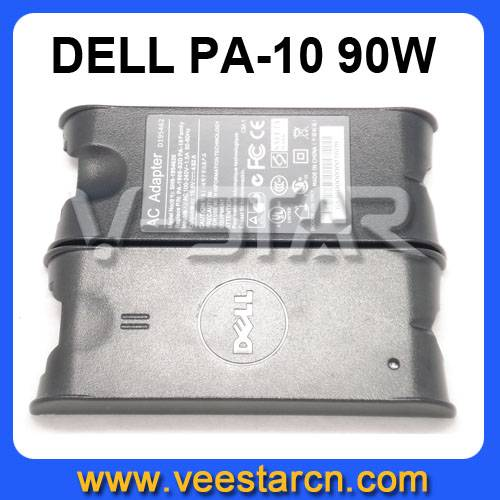 AC Adapter For Dell PA-10 19.5V 4.62A 90W