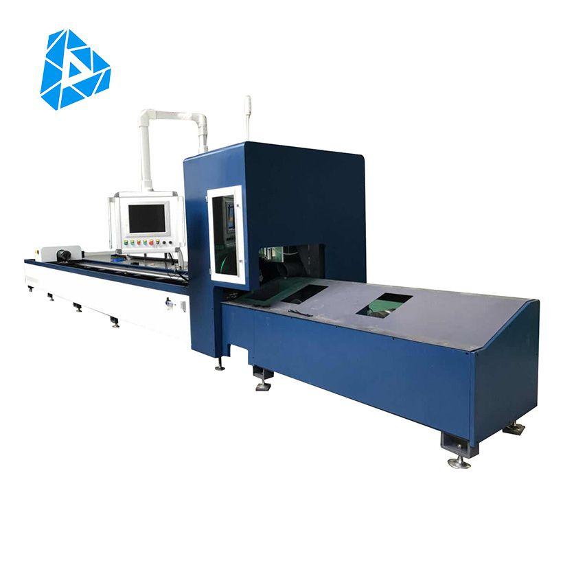 Strict Standard Metal Tube laser cutting machine