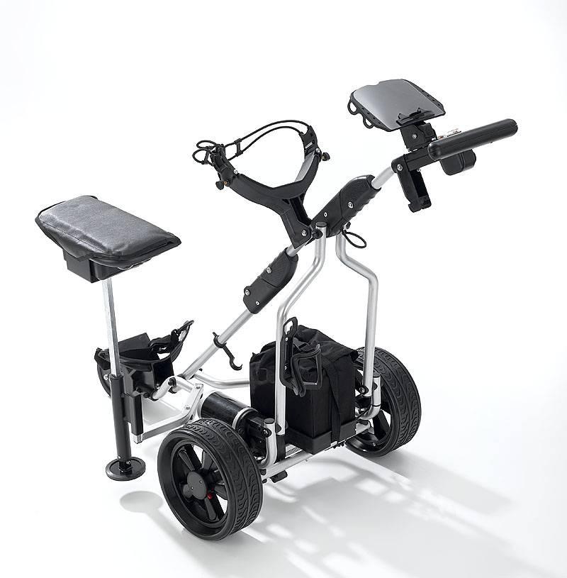 Full Remote Golf Trolley 199R