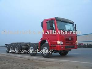 10x6 Chassis Truck