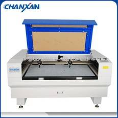 low cost cnc co2 leather laser cutting machine