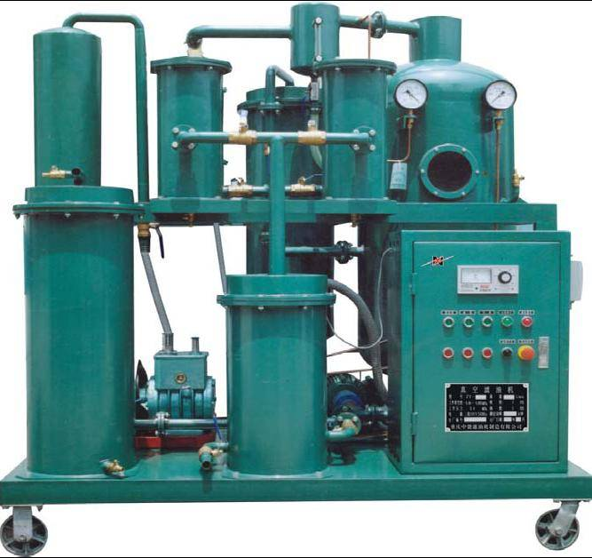 Vacuum Dehydration Oil Purification Systems
