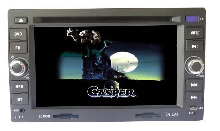 6.2 inch car GPS naviagtion DVD player for Cherry A3/A5/Tiggo/Cross (Digital screen)