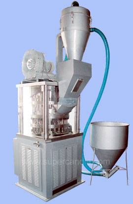 Candle Rotary Pressing Machine, Tealight Production Line, Candle Making