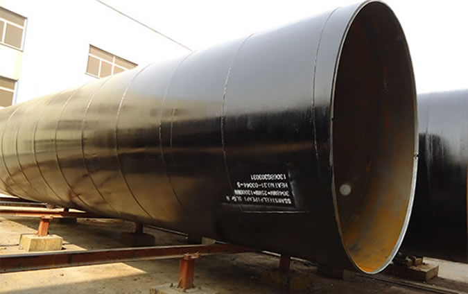 Spiral Submerge-arc Welded Pipes (SSAW Pipes)