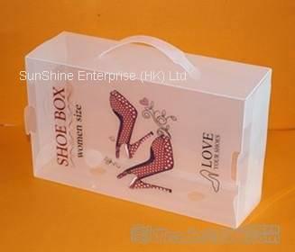 supply SGS eco-friendly plastic pp storage box