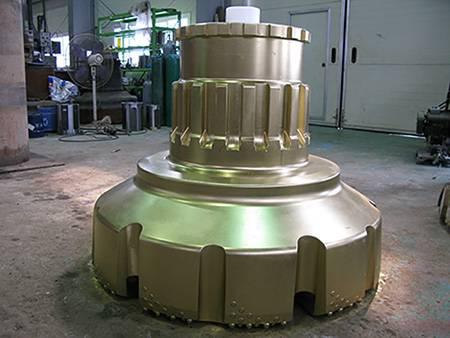 large diameter bits