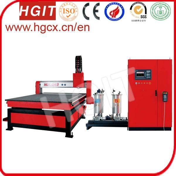 Automatic spreading machine/Foaming Machine (Gantry Structure)