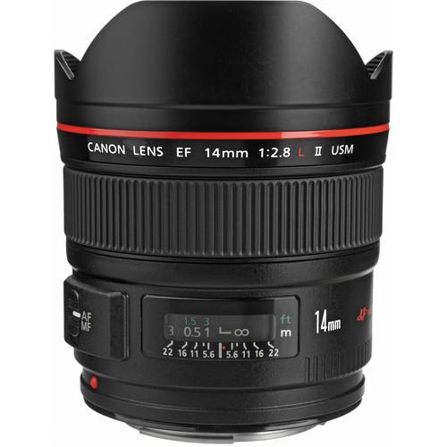 Sell Canon EF 14mm f2.8L II USM Lens