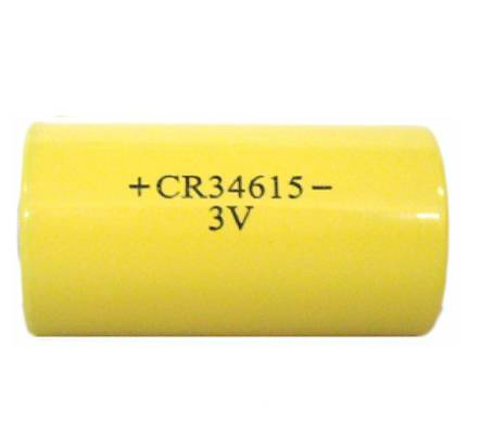 CR34615 11000mAh 3.0V D size LiMnO2 primary battery