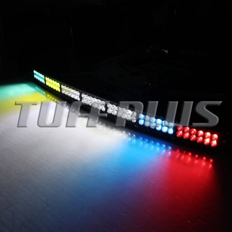 led curved light bar