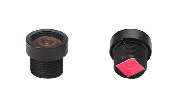 XS-8082B-J-12 1/4 360 degree car rear view lens, 170 degree wide angle