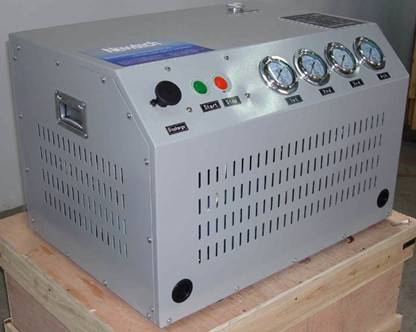 CNG compressor for home use