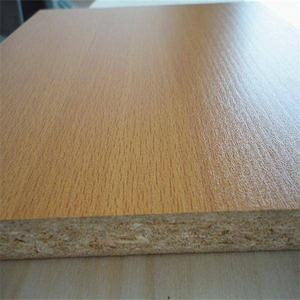 18302745mm melamine faced particle board factory