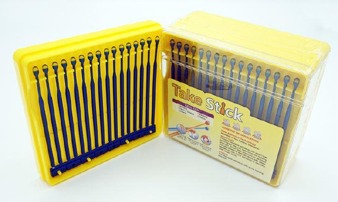 Take Stick Inlay Stick Adhesive Tip for Dental Use