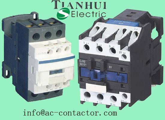 LC1-D contactor (new/old)