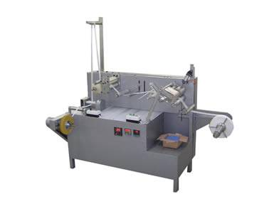 Gauze folding and perm X-ray thread machine / ribbon gauze folding machine