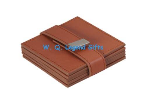Sell Leather Coaster Leather Pad