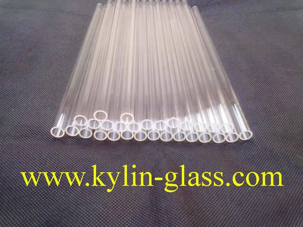 borosilicate glass tube/pyrex glass tube