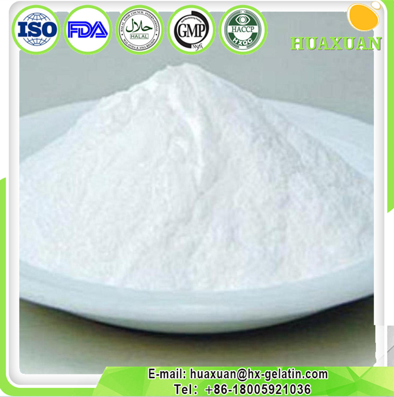 china manufacturer best price hyaluronic acid for skin