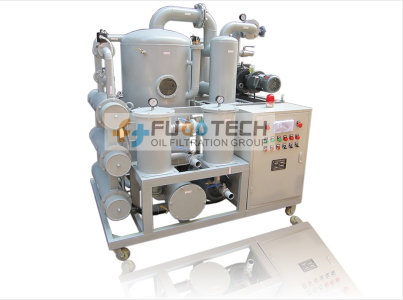 Series ZYD Double-stage Vacuum Transformer Oil Filtration Machine