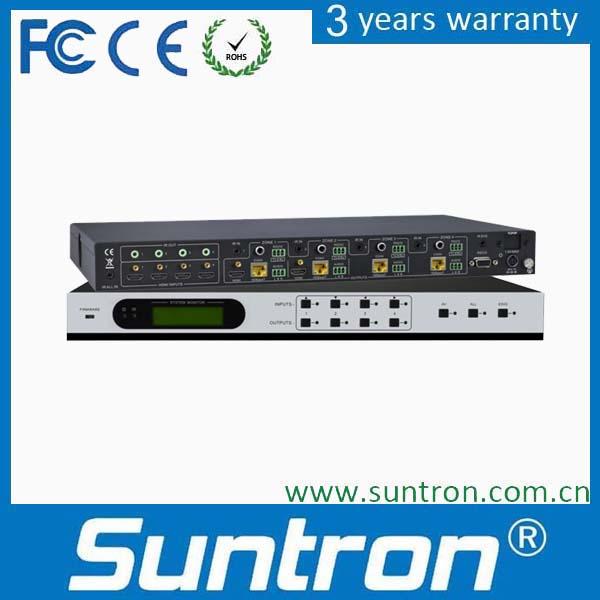 Suntron HDMI0404TP HD professional Matrix Switcher
