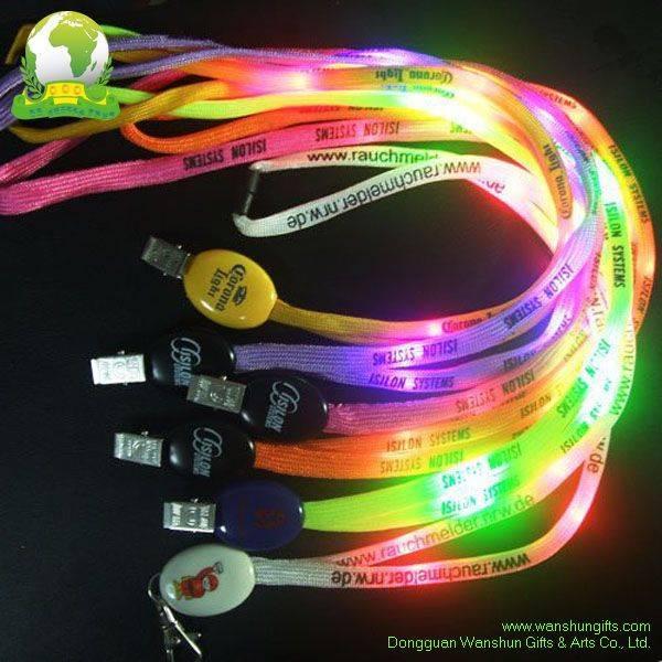 Selling LED Lanyards