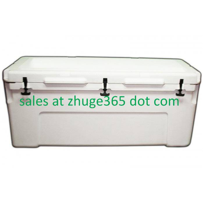 Hot Sell 100 Liter White Marine Ice Bin | Ice Chest for Fishing