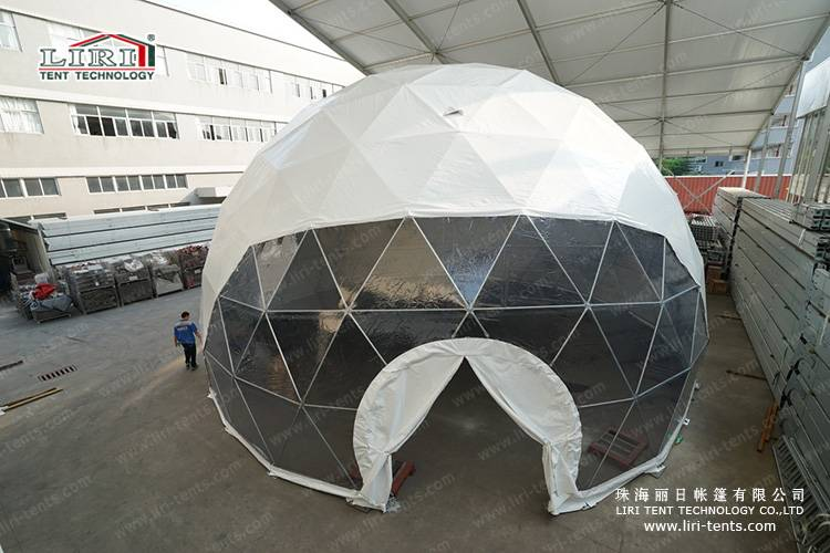 Promotional Advertising Geodesic Dome Tent for Events