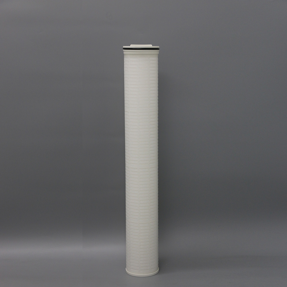 High Flow Water Filters for Desalination