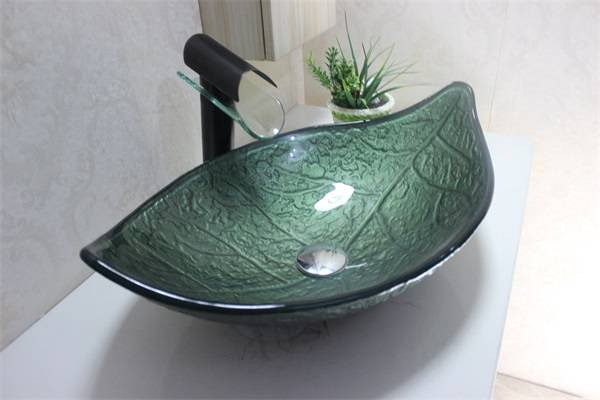 bathroom basin,glass sink,wash basin vessel sink wash sink bathroom cabinet sink