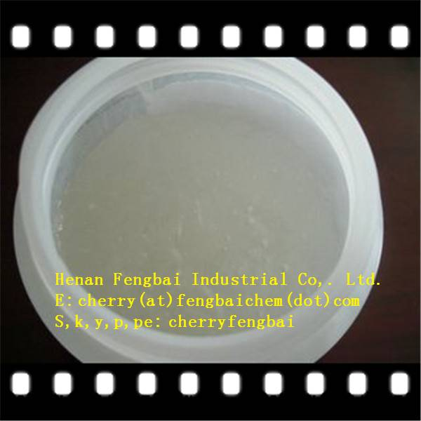 sodium lauryl ether sulfate/ SLES 70% detergent geade