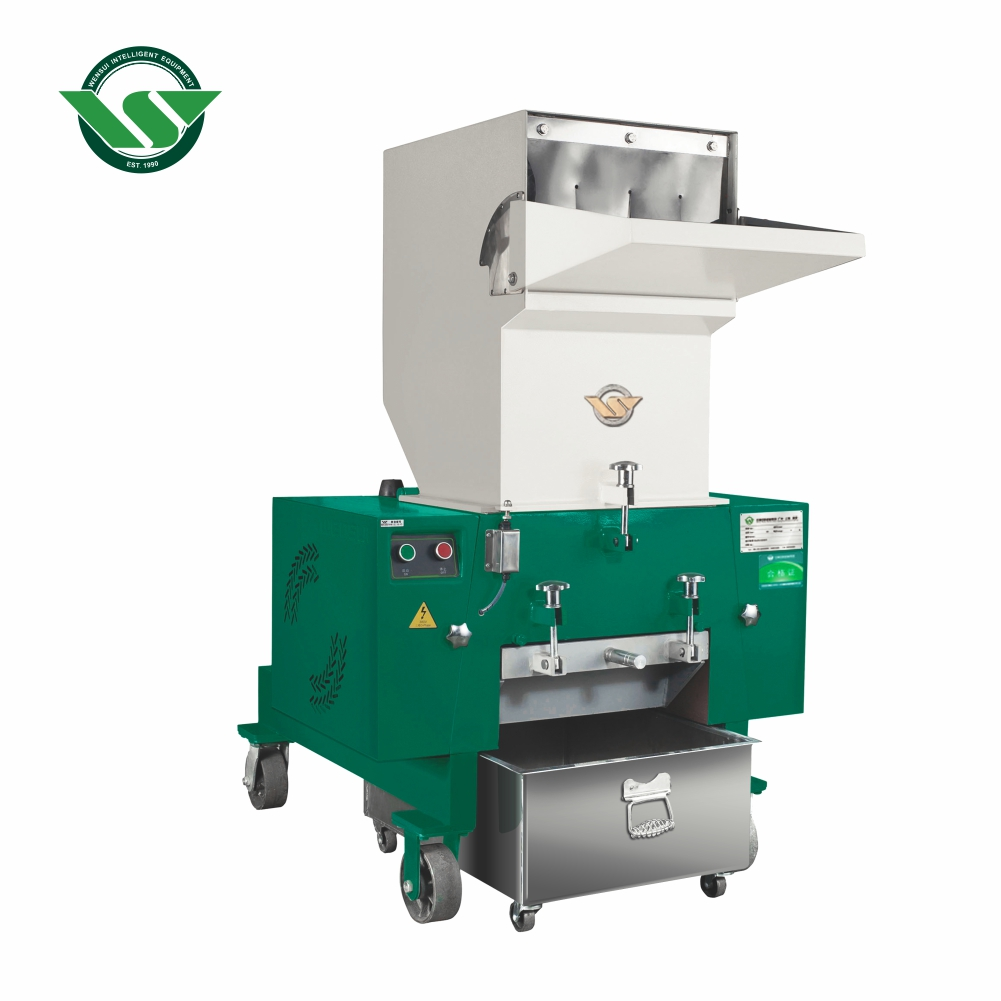 Waste Plastic Products Crushing Machine Shredder recycling crusher