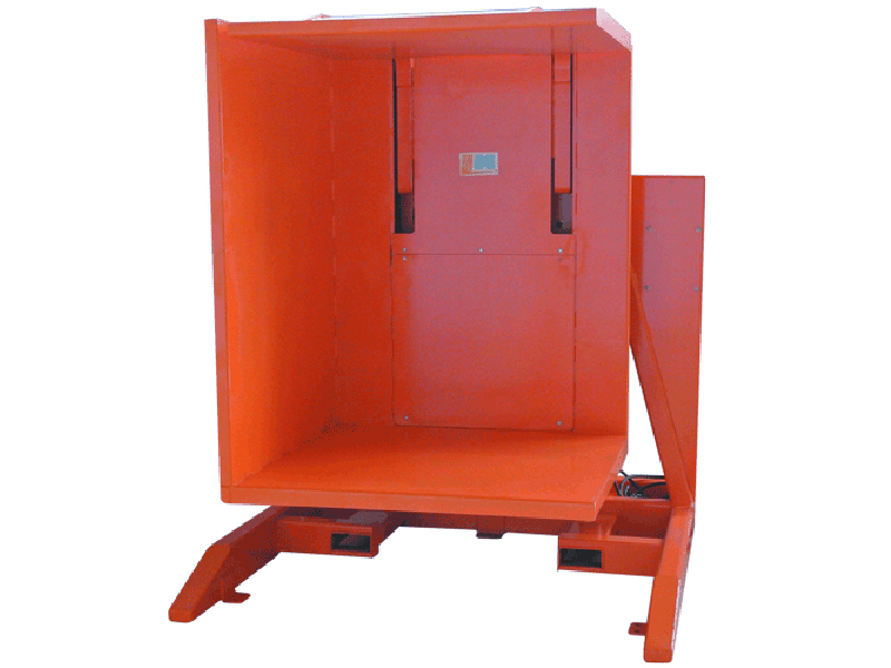 Forklift Attachment Pallet Inverter D-Series