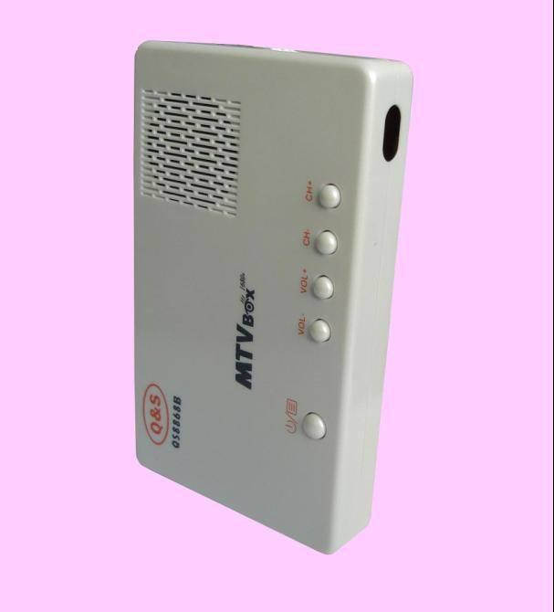 LCD TV BOX