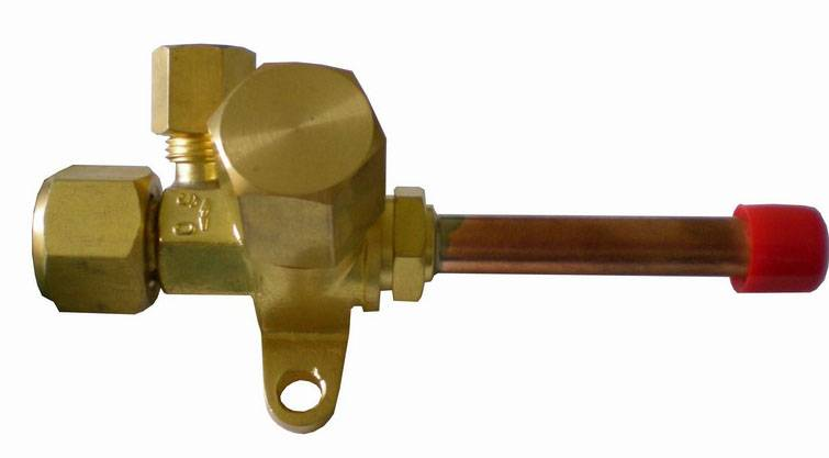 split air conditioners components - Ball valves