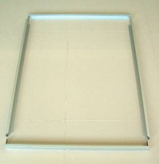 6000 series extruded aluminum frame