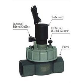 Solenoid Valve with Manual Override (1'' FIPTXFIPT)