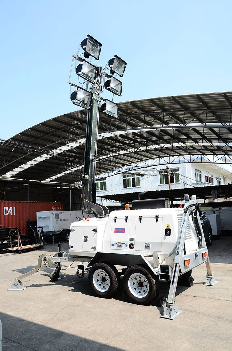 20kva Mobile Light Tower Generator(H1000