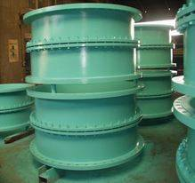 Expansion Joint for Heat Exchanger