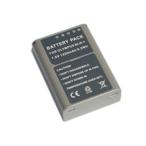 Camera Battery BLN-1 for Olympus EM1