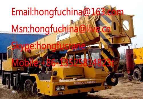 50t TADANO TG-500E crane for sale