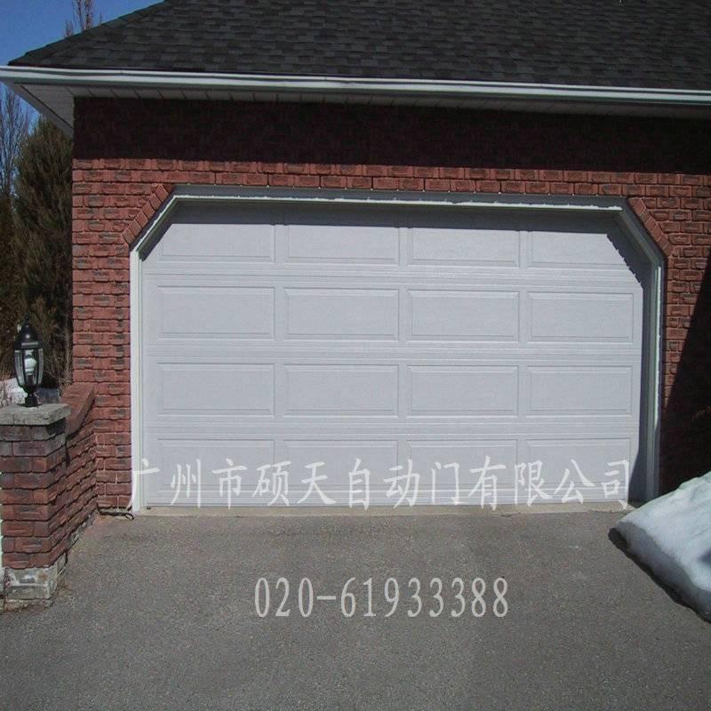 automatic flap garage door