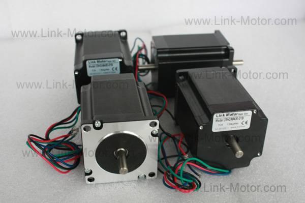 4x23H2A8430-01B Nema23 Stepper Motors, 3.0A, 200N.cm (285 oz.in