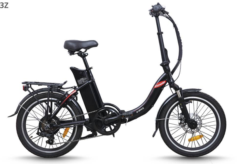 Folding electric bike(FR-TDN13Z)