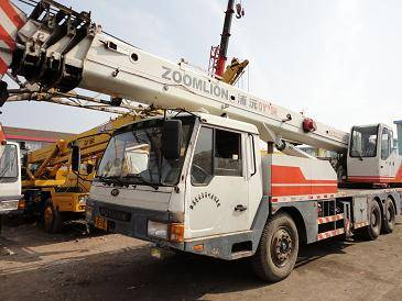 zoomlion used forklift for sale